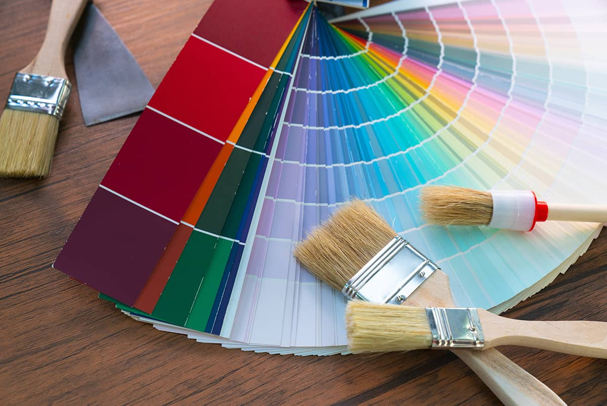 Color Consultations for Paint Projects in Homes and Offices in Washington, DC with Information on Trends