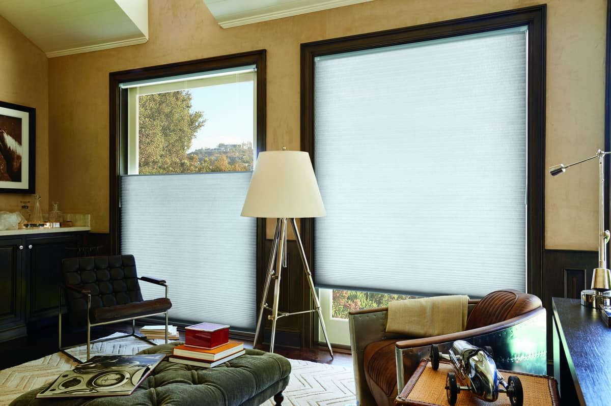 Reducing Home Energy Bills this Winter near Washington D.C. without sacrificing comfort with Hunter Douglas shades