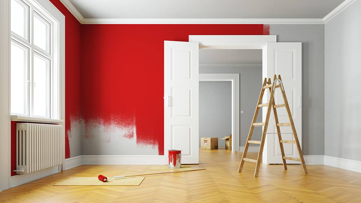 Benefits of Benjamin Moore Paint for Homes near Bethesda, Maryland (MD) like Full Coverage Colors