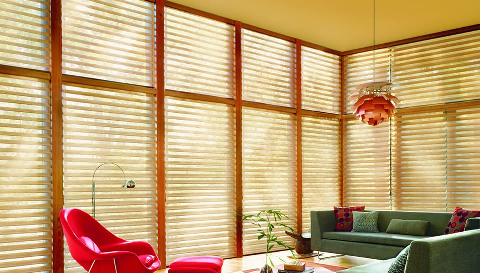Hunter Douglas Celebration of Light Window Treatment Savings Near Chevy Chase, DC
