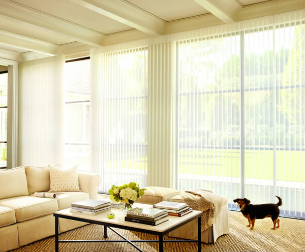 Hunter Douglas Luminette Window Shadings