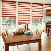 Hunter Douglas Roman Shades in Chevy Chase, DC