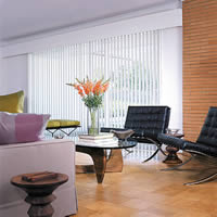 Hunter Douglas Vertical Blinds in Chevy Chase, DC