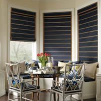 Hunter Douglas Woven Wood Shades in Chevy Chase, DC