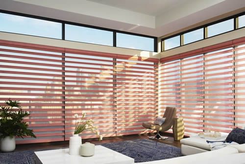 In-home Hunter Douglas Window Treatments Consultations in Chevy Chase, DC
